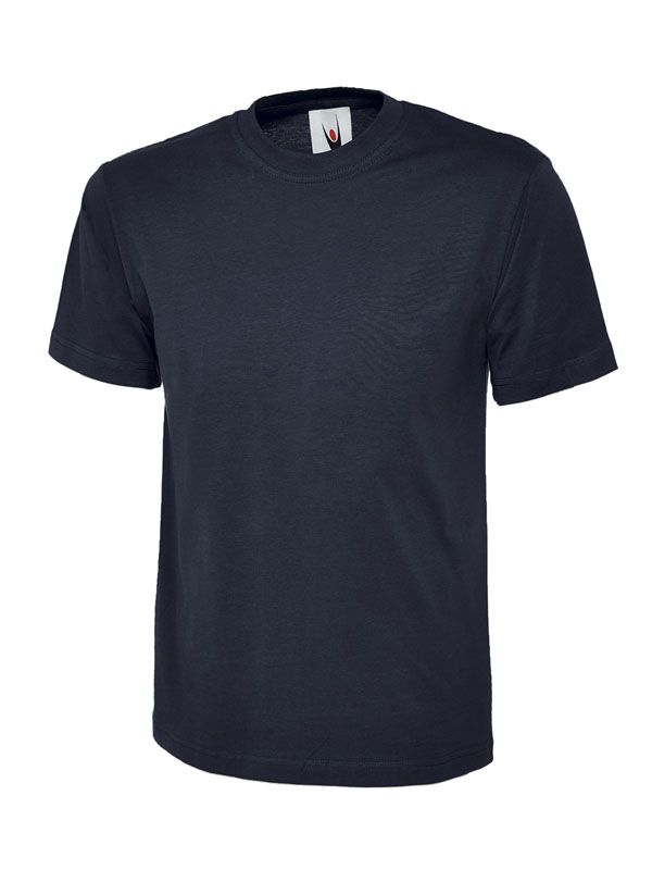 T-SHIRT COL ROND COME BACK